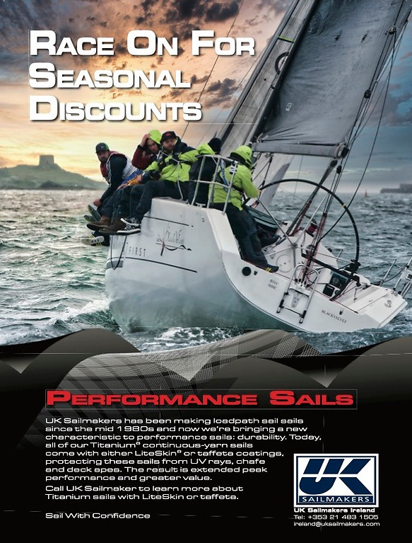 New sails make all the difference to your boat's performance