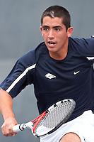 090215-Nebraska @ UTSA Tennis (M)