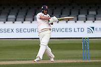 Ryan ten Doeschate hits 4 runs for Essex during Essex CCC vs Worcestershire CCC, LV Insurance County Championship Group 1 Cricket at The Cloudfm County Ground on 9th April 2021
