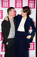 "Andrew Scott and Phoebe Waller Bridge<br /> at the ""Fleabag"" season 2 screening, at the BFI South Bank, London<br /> <br /> ©Ash Knotek  D3474  24/01/2019"
