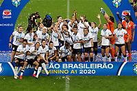 06/12/2020 - CORINTHIANS X AVAÍ KINDERMANN - FINAL DO CAMPEONATO BRASILEIRO