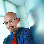 Rick Crowley - Cisco Systems, editorial, portrait