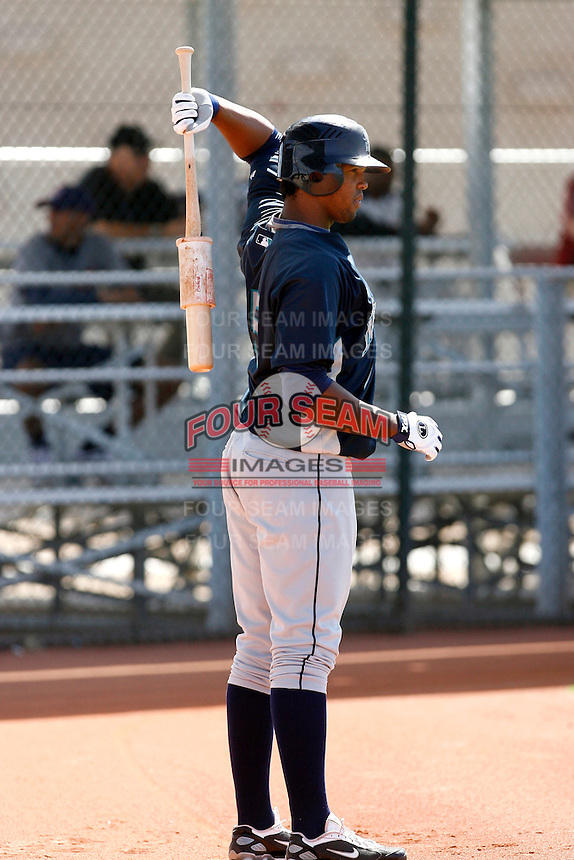 Carlos Pequero - Seattle Mariners 2009 Instructional League. .Photo by:  Bill Mitchell/Four Seam Images..