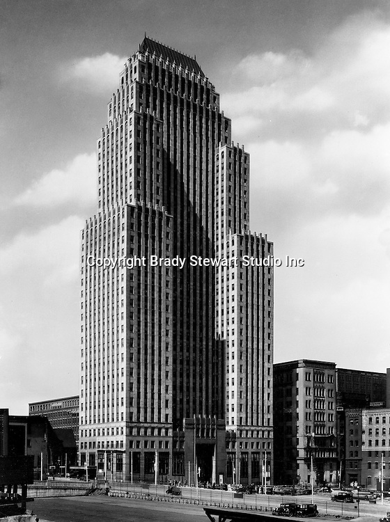 Pittsburgh PA:  On location photography for Kopper's advertising agency.  The Koppers Building is located off Grant Street in downtown Pittsburgh Pennsylvania.  The Koppers Building is named after the Koppers Chemical Company and was built in 1929.