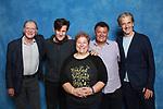 Doctor Who Group - Steven, Peter, David & Matt_gallery
