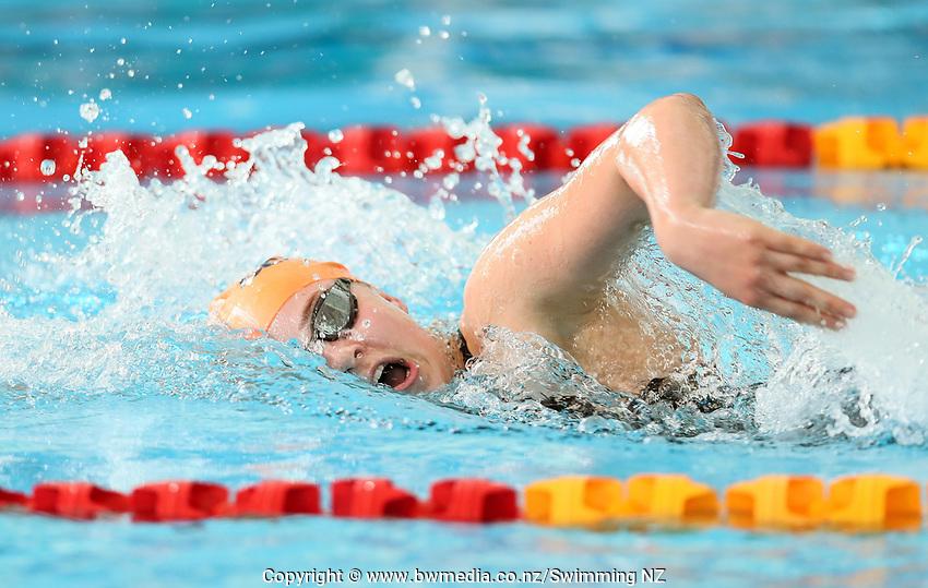 Ella Benn, 200m Freestyle Para. New Zealand Short Course Swimming Championships, National Aquatic Centre, Auckland, New Zealand, Tuesday 1st October 2019. Photo: Simon Watts/www.bwmedia.co.nz/SwimmingNZ