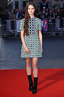 """Raffey Cassidy<br /> arriving for the London Film Festival 2017 screening of """"Killing of a Sacred Deer"""" at Odeon Leicester Square, London<br /> <br /> <br /> ©Ash Knotek  D3332  12/10/2017"""