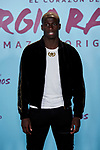 "Ferland Mendy attends to ""El Corazon De Sergio Ramos"" premiere at Reina Sofia Museum in Madrid, Spain. September 10, 2019. (ALTERPHOTOS/A. Perez Meca)"