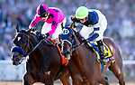 November 1, 2019 : on Breeders' Cup Championship Friday at Santa Anita Park in Arcadia, California on November 1, 2019. Alex Evers/Eclipse Sportswire/Breeders' Cup/CSM