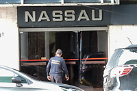 Recife (PE), 05/05/2021 - Operação-Recife - Empresa com dívida tributária de R$ 8,6 bilhões é alvo de operação da PF em cinco estados. Equipes cumpriram mandado de busca e apreensão na Cimento Nassau, no Bairro do Recife, região central da capital, e outros endereços. Ação tem apoio da Procuradoria da Fazenda Nacional. Um escritório da Cimento Nassau, localizado no Bairro do Recife, na região central da capital pernambucana, foi alvo de mandado de busca e apreensão. De acordo com a PF, mais de 240 policiais cumprem medidas judiciais em cinco estados: Pernambuco, São Paulo, Amazonas, Pará e Distrito Federal. Local Marques de Olinda o Recife Antigo.