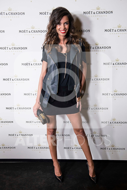 """Joana Sanz attends to the photocall of the party """"OpenTheNow of Moët & Chandon in Madrid, December 02, 2015<br /> (ALTERPHOTOS/BorjaB.Hojas)"""