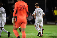 LAKE BUENA VISTA, FL - JULY 27: LAFC celebrate a goal during a game between Seattle Sounders FC and Los Angeles FC at ESPN Wide World of Sports on July 27, 2020 in Lake Buena Vista, Florida.
