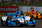Verizon IndyCar Series<br /> IndyCar Grand Prix<br /> Indianapolis Motor Speedway, Indianapolis, IN USA<br /> Saturday 13 May 2017<br /> Marco Andretti, Andretti Autosport with Yarrow Honda, Ryan Hunter-Reay, Andretti Autosport Honda<br /> World Copyright: Phillip Abbott<br /> LAT Images<br /> ref: Digital Image abbott_indyGP_0517_3249