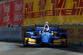 Verizon IndyCar Series<br /> Chevrolet Detroit Grand Prix Race 2<br /> Raceway at Belle Isle Park, Detroit, MI USA<br /> Sunday 4 June 2017<br /> Scott Dixon, Chip Ganassi Racing Teams Honda<br /> World Copyright: Phillip Abbott<br /> LAT Images<br /> ref: Digital Image abbott_detroit_0617_7662
