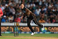 20th December 2020; Hamilton, New Zealand;  Trent Boult,  New Zealand Black Caps versus Pakistan, International Twenty20 Cricket. Seddon Park, Hamilton, New Zealand.