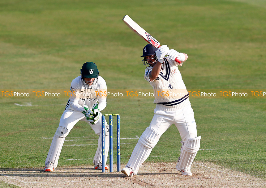 Darren Stevens bats for Kent during Kent CCC vs Worcestershire CCC, LV Insurance County Championship Division 3 Cricket at The Spitfire Ground on 5th September 2021
