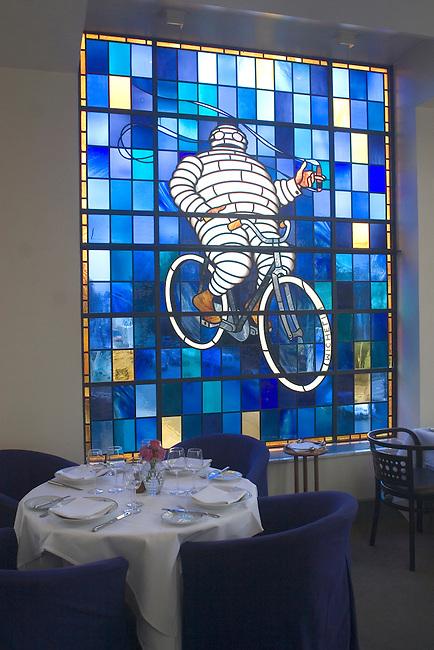 Interior, Bibendum Restaurant, London, Great Britain
