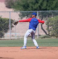 Cristian Hernandez - 2021 AIL Cubs (Bill Mitchell)