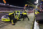 Oct 11, 2008; 8:53:08 PM;  Concord, NC, USA; Nascar Sprint Cup Series for the Bank of America 500  at Lowe's Motor Speedway. Mandatory Credit: Joey Millard