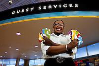 New Bloom Customer Service Manger Angela Njoku.