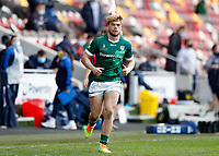 27th March 2021; Brentford Community Stadium, London, England; Gallagher Premiership Rugby, London Irish versus Bath; Ollie Hassell-Collins of London Irish