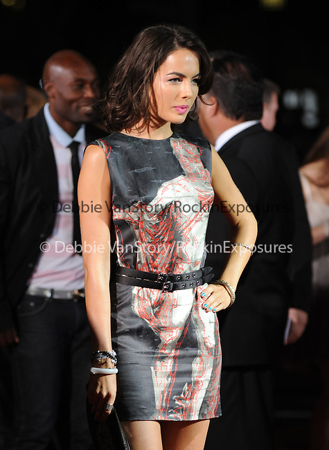 """Camilla Belle at Summit Entertainment's highly anticipated Premiere of """"Twilight"""" held at The Mann's Village Theatre in Westwood, California on November 17,2008                                                                     Copyright 2008 Debbie VanStory/RockinExposures"""