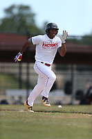 Oscar Santos (58) of Canovanas, Puerto Rico during the Under Armour Baseball Factory National Showcase, Florida, presented by Baseball Factory on June 12, 2018 the Joe DiMaggio Sports Complex in Clearwater, Florida.  (Nathan Ray/Four Seam Images)