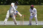 NELSON, NEW ZEALAND - DECEMBER 11: Cricket - New Zealand A v West Indies A  Friday 11 December  2020, Saxton Oval,Nelson New Zealand. (Photo by Evan Barnes Shuttersport Limited)