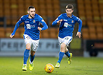 St Johnstone v Ross County…..29.12.19   McDiarmid Park   SPFL<br />Drey Wright<br />Picture by Graeme Hart.<br />Copyright Perthshire Picture Agency<br />Tel: 01738 623350  Mobile: 07990 594431
