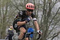 22nd May 2021, Monte Zoncolan, Italy; Giro d'Italia, Tour of Italy, route stage 14, Cittadella to Monte Zoncolan; 105 KEUKELEIRE Jens BEL