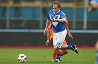 17-10-2010 Brescia italia sport calcio<br /> Brescia-Udinese Calcio Serie A<br /> nella foto Davide Baiocco<br /> foto Prater/Insidefoto