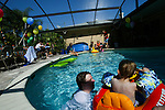 Sunday, April 20 2008, during the birthday of Jacen Perry at his aunt's house in Orlando. (Chad Pilster)