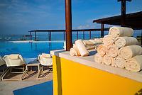 Pool at Four Seasons. Punta Mita, Mexico.