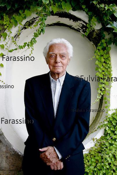 Venice, 2 settembre 2002<br /> Dino Risi<br /> Venice film festival