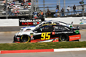 #95: Matt DiBenedetto, Leavine Family Racing, Toyota Camry Toyota Express Maintenance