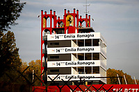 30th October 2020, Imola, Italy; FIA Formula 1 Grand Prix Emilia Romagna, inspection day;  Autodromo Enzo e Dino Ferrari Imola Italy