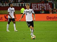 Toni Kroos (Deutschland Germany) - 06.09.2019: Deutschland vs. Niederlande, Volksparkstadion Hamburg, EM-Qualifikation DISCLAIMER: DFB regulations prohibit any use of photographs as image sequences and/or quasi-video.