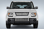 Straight front view of a  2008 Honda Element EX SUV