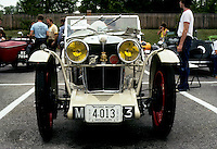 Cars: MG.  Photo '78.