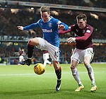 Barrie McKay and John Souttar