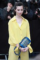 Ayami Nakajo - DÈfilÈ 'Chanel' au Grand Palais lors de la Fashion Week ‡ Paris, le 07/03/2017. # LES PEOPLE ARRIVENT AU DEFILE 'CHANEL' - FASHION WEEK DE PARIS