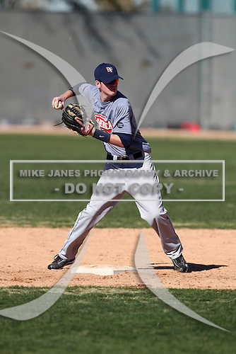 Mitchell Cooksey during the Under Armour Pre-Season All-American Tournament at Kino Sports Complex on January 15, 2011 in Tucson, Arizona.  (Copyright Mike Janes Photography)