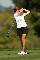 11 April 2007: Piper Miller during the Peg Barnard Collegiate at the Stanford Golf Course in Stanford, CA.
