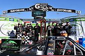 #51: Kyle Busch, Kyle Busch Motorsports, Toyota Tundra Cessna wins
