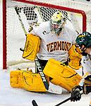 2009-10-18 NCAA: Boston College at Vermont Men's Hockey