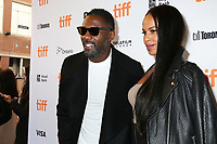 IDRIS ELBA AND HIS WIFE - RED CARPET OF THE FILM 'MOLLY'S GAME' - 42ND TORONTO INTERNATIONAL FILM FESTIVAL 2017 . TORONTO, CANADA, 09/09/2017. # FESTIVAL DU FILM DE TORONTO - RED CARPET 'MOLLY'S GAME'