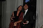 FEDERICO COCCIA CON LA MOGLIE<br /> PREMIO GUIDO CARLI - QUARTA EDIZIONE<br /> RICEVIMENTO HOTEL MAJESTIC ROMA 2013