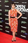 Aura Garrido attends `Open Windows´new film premiere at Palafox Cinemas in Madrid, Spain. June 30, 2014. (ALTERPHOTOS/Victor Blanco)
