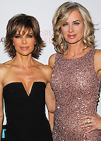 LOS ANGELES, CA, USA - NOVEMBER 18: Lisa Rinna, Eileen Davidson arrives at the Los Angeles Premiere Of Bravo's 'Girlfriends' Guide to Divorce' held at the Ace Hotel on November 18, 2014 in Los Angeles, California, United States. (Photo by Celebrity Monitor)