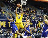 Cal Basketball W vs UC Riverside, November 18, 2016